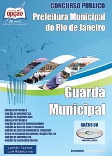 GUARDA MUNICIPAL - RJ-GUARDA MUNICIPAL - RJ