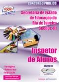 SEEDUC / Rio de Janeiro-INSPETOR DE ALUNOS