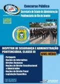 SEAP-RJ-INSPETOR DE SEGURANÇA E ADMINISTRAÇÃO PENITENCIÁRIA - CLASSE III