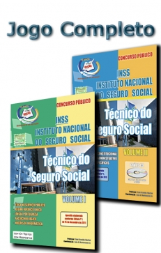 Instituto Nacional do Seguro Social (INSS)-INSS- TÉCNICO DO SEGURO SOCIAL