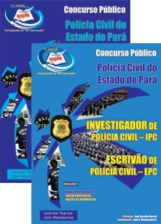 Polícia Civil do Estado do Pará-INVESTIGADOR-IPC / ESCRIVÃO-EPC