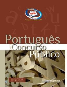 Matérias para Concursos Públicos-LÍNGUA PORTUGUESA