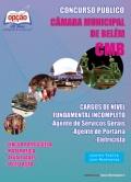 Câmara Municipal de Belém - PA-NIVEL FUNDAMENTAL INCOMPLETO-NIVEL FUNDAMENTAL COMPLETO
