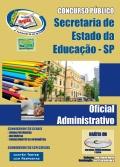 Educação / SP-OFICIAL ADMINISTRATIVO