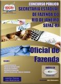 Secretaria de Estado da Fazenda do Rio de Janeiro (SEFAZ)-OFICIAL DE FAZENDA - VOLUME I