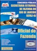 Secretaria de Estado da Fazenda do Rio de Janeiro (SEFAZ)-OFICIAL DE FAZENDA - VOLUME II-OFICIAL DE FAZENDA - VOLUME I-OFICIAL DE FAZENDA - JOGO COMPLETO