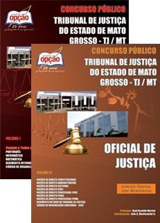 TJ-MT-OFICIAL DE JUSTIÇA