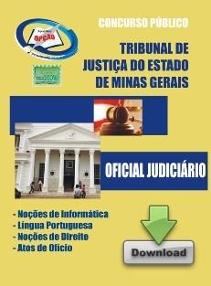 TJ-MG-OFICIAL JUDICIÁRIO / OFICIAL JUDICIÁRIO - TJ/MG