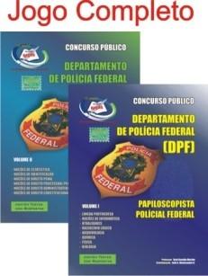 Polícia Federal-PAPILOSCOPISTA DA POLÍCIA FEDERAL-AGENTE DA POLÍCIA FEDERAL
