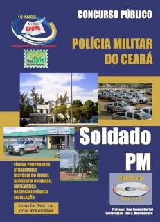 Polícia Militar/CE-PM/CE-SOLDADO
