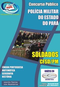 PM-PARÁ-POLÍCIA MILITAR DO PARÁ - SOLDADO