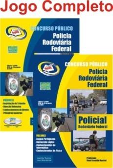 Polícia Rodoviária Federal-POLICIAL RODOVIÁRIO FEDERAL