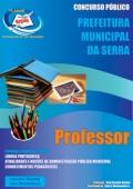 Prefeitura Municipal da Serra-ES-PROFESSOR