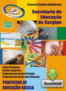 Educação / SE-PROFESSOR DE EDUCAÇÃO BÁSICA