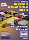SEDUC / CE-PROFESSOR PLENO I - REFERÊNCIA I