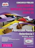 SEDUC / CE-PROFESSOR PLENO I - REFERÊNCIA I: DISCIPLINA - HISTÓRIA