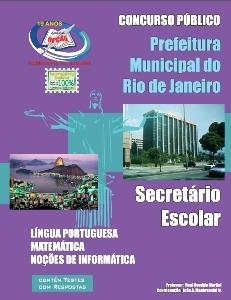 SME - RJ-SECRETARIA MUNICIPAL DE EDUCAçãO - SECRETáRIO ESCOLAR