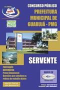 Guarujá / SP-SERVENTE-RECEPCIONISTA