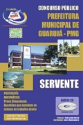 Guaruj� / SP-SERVENTE-RECEPCIONISTA