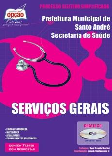 Secretaria de Saúde de Santo André-SERVIÇOS GERAIS