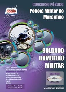 PM - MA-SOLDADO BOMBEIRO MILITAR