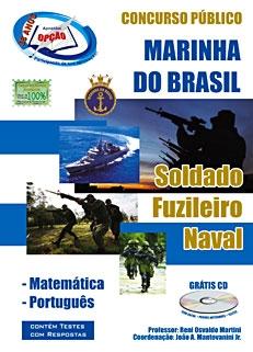Marinha-SOLDADO FUZILEIRO NAVAL