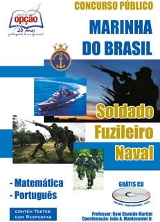 Marinha do Brasil-SOLDADO FUZILEIRO NAVAL