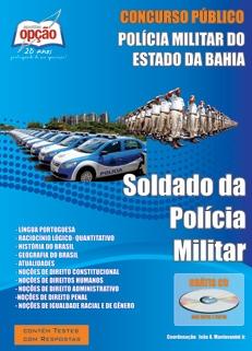 PM-BA-SOLDADO POLÍCIA MILITAR