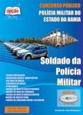 PM-BA-SOLDADO POLÍCIA MILITAR - BA
