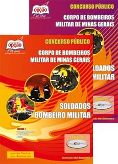 Corpo de Bombeiros Militar de Minas Gerais-SOLDADOS BOMBEIRO MILITAR