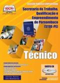 Secretária do Trab. do Estado de Pernambuco-TÉCNICO
