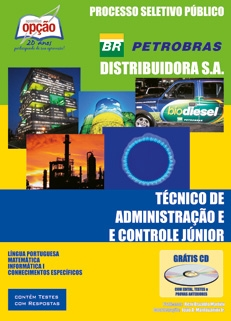 Petrobras-TÉCNICO (A) DE ADMINISTRAÇÃO E CONTROLE JÚNIOR