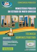 Minist�rio P�blico do Mato Grosso-T�CNICO ADMINISTRATIVO