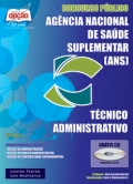 Agência Nacional de Saúde Suplementar (ANS)-TÉCNICO ADMINISTRATIVO - VOLUME II