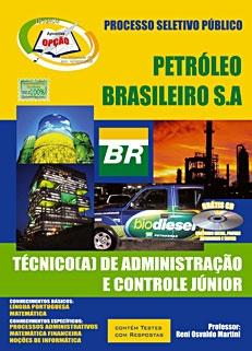 Petrobras-TÉCNICO DE ADMINISTRAÇÃO E CONTROLE JÚNIOR