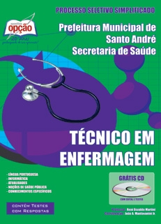 Secretaria de Saúde de Santo André-TÉCNICO DE ENFERMAGEM