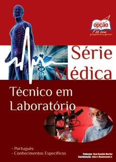 Série Médica-TÉCNICO DE LABORATÓRIO