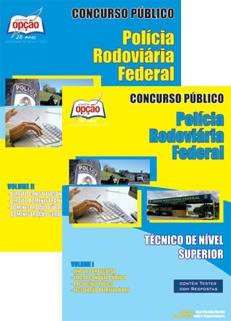 PRF - Polícia Rodoviária Federal-TÉCNICO DE NÍVEL SUPERIOR
