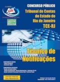 TCE-RJ-TÉCNICO DE NOTIFICAÇÕES