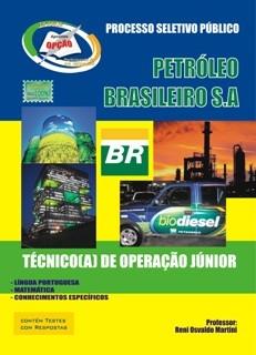 Petrobras-TÉCNICO DE OPERAÇÃO JÚNIOR-TÉCNICO DE ADMINISTRAÇÃO E CONTROLE JÚNIOR