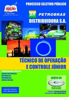 Petrobras-TÉCNICO DE OPERAÇÃO JÚNIOR-TÉCNICO (A) DE ADMINISTRAÇÃO E CONTROLE JÚNIOR