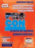 Procon / SP-TÉCNICO DE SUPORTE ADMINISTRATIVO I