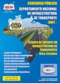 DNIT-T�CNICO DE SUPORTE EM INFRAESTRUTURA DE TRANSPORTES - �REA ESTRADAS-T�CNICO ADMINISTRATIVO - �REA ADMINISTRATIVA