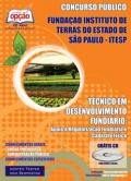Fundação Instituto de Terras do Estado de São Paulo (ITESP)-TÉCNICO EM DESENVOLVIMENTO FUNDIÁRIO