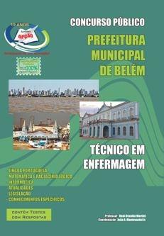 Prefeitura Municipal de Belém-PA-TÉCNICO EM ENFERMAGEM-CARGOS DE NIVEL FUNDAMENTAL INCOMPLETO-ASSISTENTE DE ADMINISTRAÇÃO