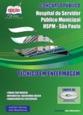 HSPM - SP-TÉCNICO EM ENFERMAGEM-ASSISTENTE SUPORTE ADMINISTRATIVO - AUXILIAR ADMINISTRATIVO-AGENTE SUPORTE