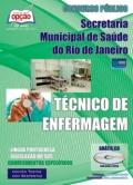 Secretaria  Municipal de Saúde do Rio de Janeiro / RJ-TÉCNICO EM ENFERMAGEM