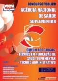 Agência Nacional de Saúde Suplementar (ANS)-TÉCNICO EM REGULAÇÃO DE SAÚDE SUPLEMENTAR / ADMINISTRATIVO - VOLUME I