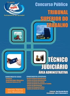 Tribunal Superior do Trabalho - TST-TÉCNICO JUDICIÁRIO - ÁREA ADMINISTRATIVA