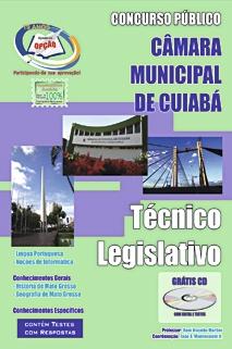 Cuiabá/MT-TÉCNICO LEGISLATIVO